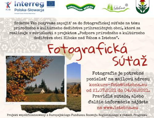 Zapojte sa do fotografickej súťaže